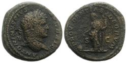 Ancient Coins - Caracalla AE As - PROVIDENTIA DEORUM - 212-213 AD