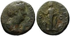 Ancient Coins - Faustina Senior AE As - AETERNITAS