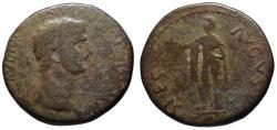 Ancient Coins - Claudius AE sestertius - SPES AVGVSTA - 41 AD