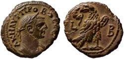 Ancient Coins - Probus BI Tetradrachm Alexandria - Terrific Uncirculated condition