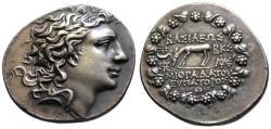 Ancient Coins - 19th C. BMC electrotype - Mithradates VI AR tetradrachm - Superb EF