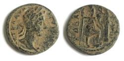 Ancient Coins - Decapolis,Gadara,Commodus AE, VF, 179/180 C.E.