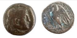 Ancient Coins - Ptolemaic Kingdom of Egypt. Alexandria. Ptolemy II Philadelphοs 281-246 BC.