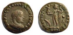 Ancient Coins - Licinius II , A.D. 317-324 Follis AE.
