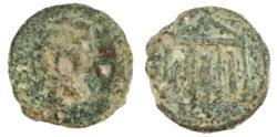 Ancient Coins - PHOENICIA, TRIPOLIS, Elagabalus, 218-222, AE year 532 = 220/1 AD. 15 g-27 mm
