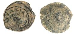 Ancient Coins - Herod the Great 37 - 4 BC. AE Prutot