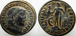 Ancient Coins - Constantine I (307/310-337). Æ Follis.Nicomedia.