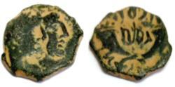 Ancient Coins - Nabataean Kingdom: Rabbel II & Gamiliath.AD 70-106.