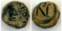 Ancient Coins - Zeno. Second reign, 476-491 AD. AE