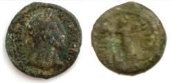 Ancient Coins - Syria, Decapolis. Capitolias. Commodus. A.D. 177-192. AE.