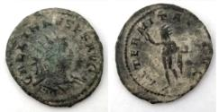 Ancient Coins - Gallienus. A.D. 253-268. AE antoninianus 22 mm, 3.5 g.