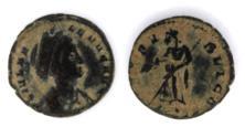 Ancient Coins - HELENA AUGUSTA – FOLLIS AE