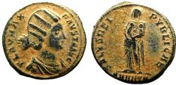 Ancient Coins - Fausta, AE, 326-327, Antioch,