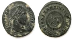 Ancient Coins - CONSTANTINE I THE GREAT (307/310-337). Follis.