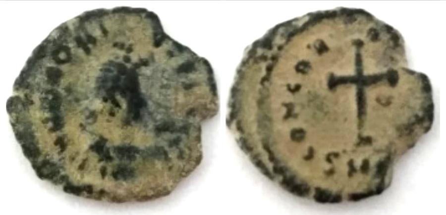 Ancient Coins - Honorius, 393-423.AE