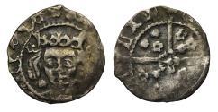 World Coins - Ireland, Edward IV Penny Suns and Roses coinage, Dublin