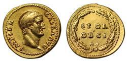 Galba, Gold Aureus, mint of Rome