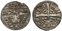 World Coins - Ireland, Edward I Penny Waterford