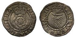 World Coins - James I Halfgroat mm thistle