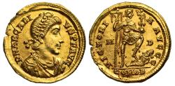 Ancient Coins - Arcadius, Gold Solidus, Mint of Mediolanum