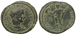 Ancient Coins - Gordian III, AE Pentassarion, Anchialos, Thrace