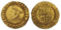 Ancient Coins - Charles I Unite mm lis