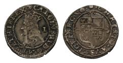 World Coins - Charles II 3rd hammered issue Penny