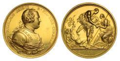 World Coins - Battle of Culloden, 1746.