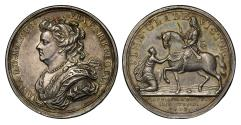 World Coins - Duke of Marlborough, Cities Captured, 1703