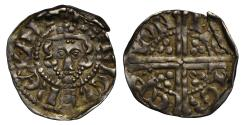 World Coins - Henry III voided long cross Penny class 1b London
