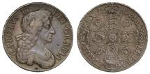 World Coins - Charles II 1681 Crown