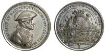 World Coins - Relief of Gibraltar, 1783.