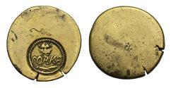 """World Coins - Ireland, """"Corke"""" Token from 1688-90 period"""