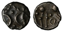 Ancient Coins - Iceni silver fractional Unit
