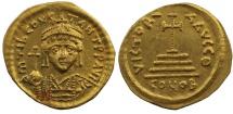 Tiberius Constantine, Gold Solidus