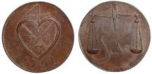 World Coins - Proof 2-Pice, 1791
