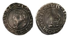 World Coins - Charles I Aberystwyth Penny, with a POTUS provenance