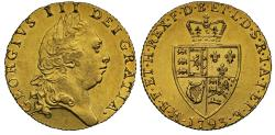 Ancient Coins - George III 1793 Guinea
