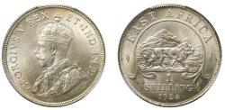 World Coins - East Africa Shilling, 1924.
