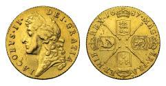 World Coins - James II 1687 Guinea