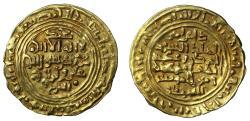 World Coins - Zuray'id, Gold Dinar, 'Adan, AH544.