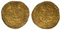 Ancient Coins - Edward III gold Half-Noble
