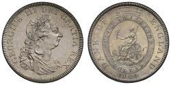 World Coins - George III 1804 Bank of England Dollar
