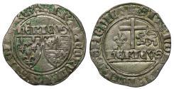 World Coins - Henry VI Grand Blanc aux Ecus, Rouen
