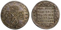 World Coins - BIRTH OF CHARLES, 1630.