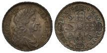 World Coins - Charles II 1679 Halfcrown