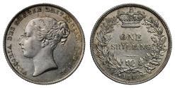 World Coins - Victoria 1840 Shilling