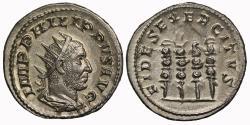Ancient Coins - Philip I, Silver Antoninianus