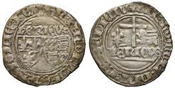 World Coins - Anglo Gallic, Henry VI silver Grand Blanc, St Lô Mint