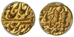 World Coins - Kishangarh, Gold Mohur, 1926-38, in the name of George V.